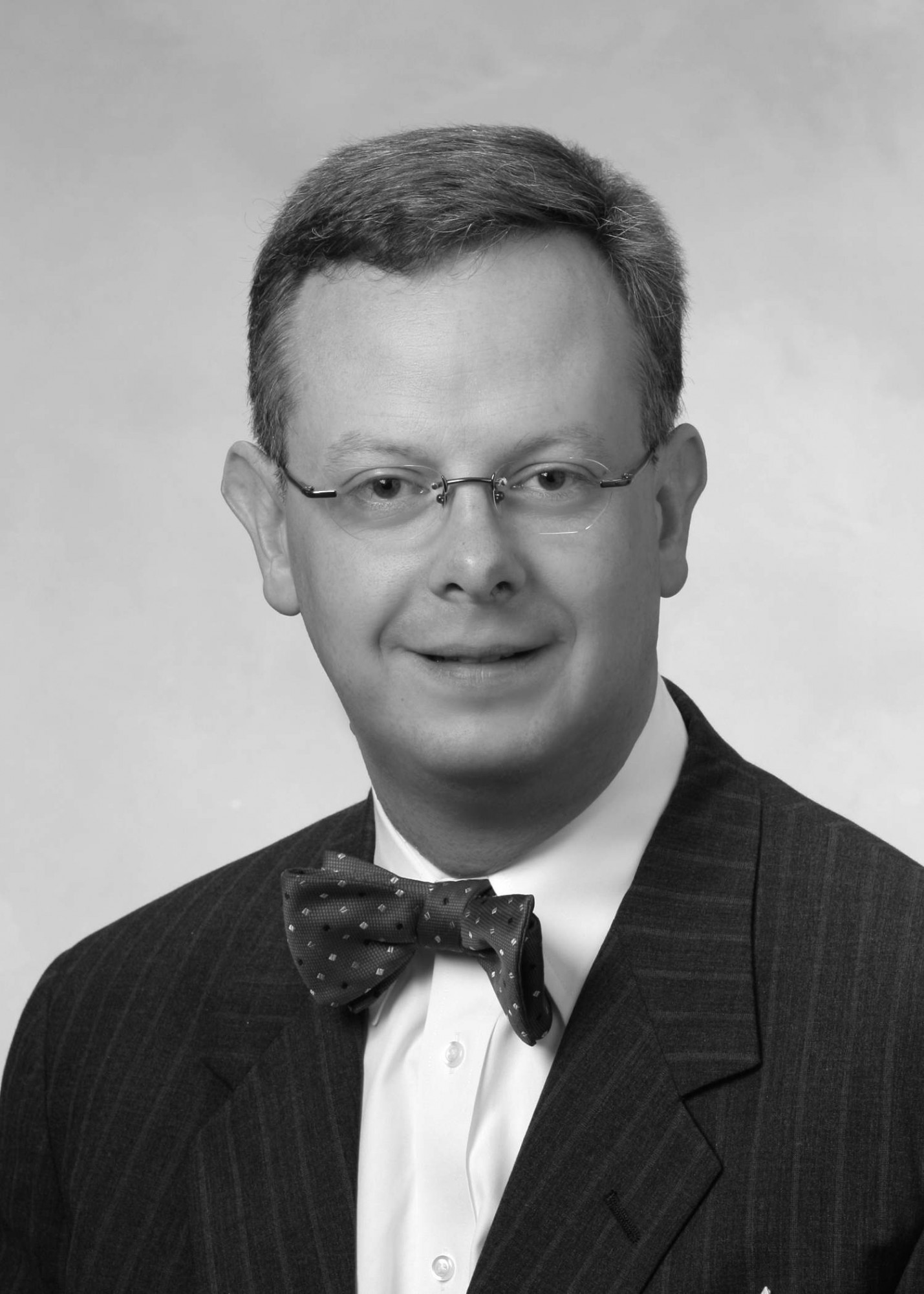 William W. Hamner, Jr. B&W 3772